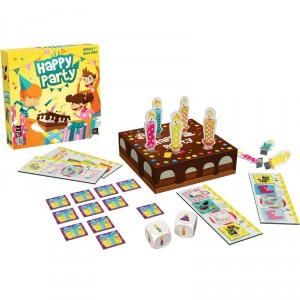Happy Party - juego de destreza y memoria