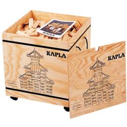 KAPLA 1000 piezas - Placas de construcciones de madera