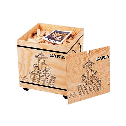 KAPLA 1000 peces - Plaques de construccions de fusta
