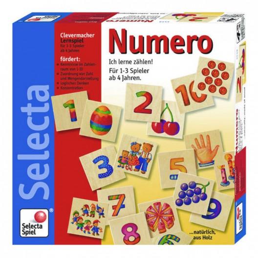 Número - aprende los números jugando