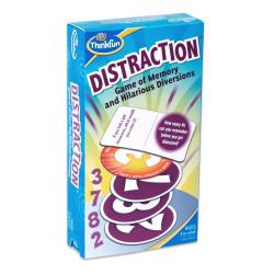 Distraction - Juego de memoria con cartas