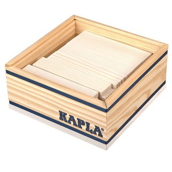 KAPLA color blanco - 40 placas de madera