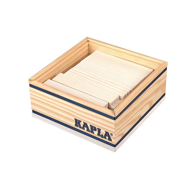 Kapla color blanco 40 placas de madera - Placa de madera ...