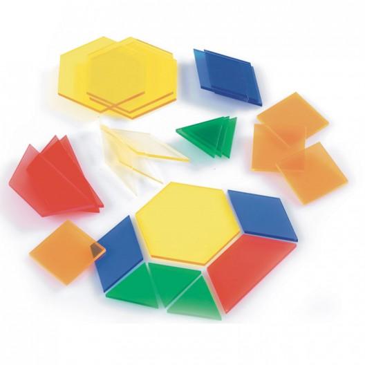 Formes Geomètriques Translúcides