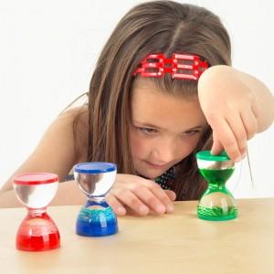 Relojes Sensoriales Líquidos