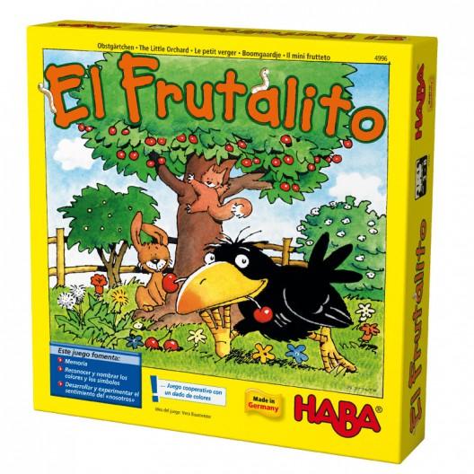 El Frutalito - Joc de col·laboració i memòria