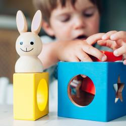 Bunny Boo - juego de lógica para los más peques