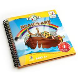 El Arca de Noé - juego magnético de lógica para 1 jugador