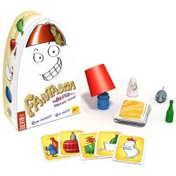Fantasma Blitz 4 ¡Menudo Susto! - juego de cartas de reacción y atención