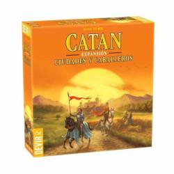 Catán: Ciudades y Caballeros - expansión para el juego básico
