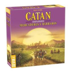 Catán: Mercaderes y Bárbaros - expansión para el juego básico