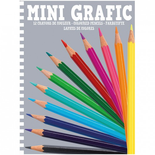 Mini Grafic - Lápices de colores