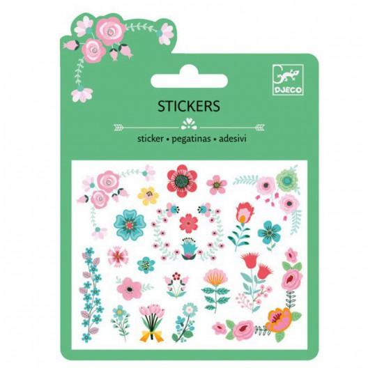 Pegatinas - Pequeñas flores