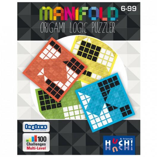 Manifold - Puzzle Origami de lógica