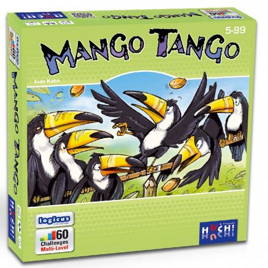 Mango Tango - juego lógico de estrategia