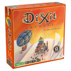 Dixit Odyssey - juego de deducción para 3-12  jugadores