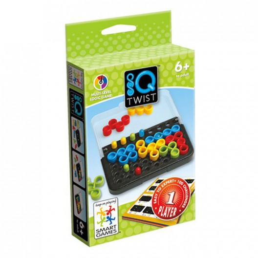 IQ-Twist - Juego puzzle de lógica para 1 jugador