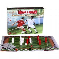 Mano a mano - super juego de fútbol para 2 jugadores