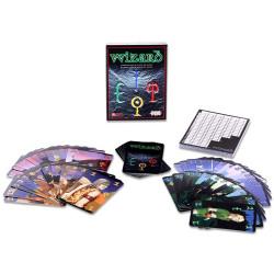 Wizard - juego de cartas de estrategia y predicción