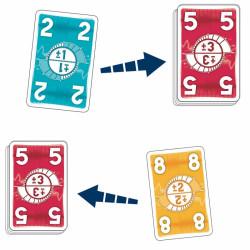 Alto Voltaje - Juego de cálculo mental con cartas