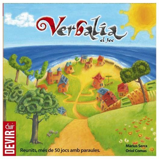 Verbàlia: El Joc - Col·lecció de jocs amb paraules en Català