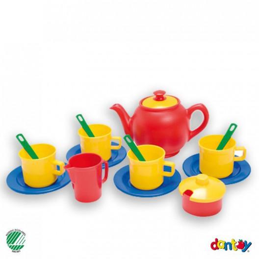 Juego de té - 4 servicios
