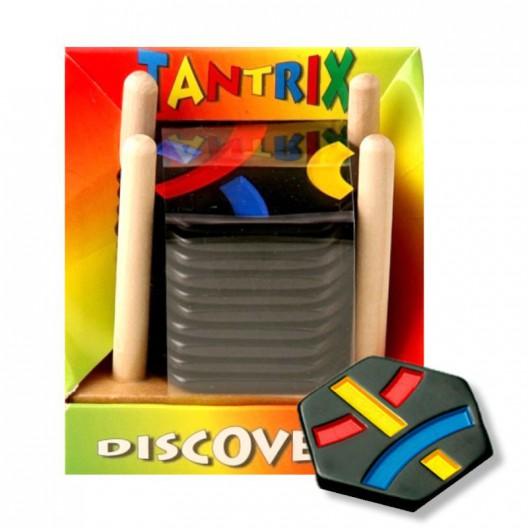 Tantrix Discovery en soporte madera - puzzle juego
