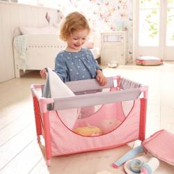 Cuna para muñecas - Muñeco bebé Fritzi - últimas unidades