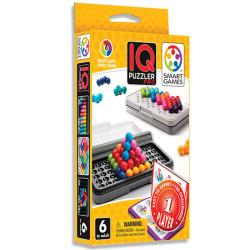 IQ-Puzzler Pro - Juego puzzle de lógica en 2D y 3D para 1 jugador