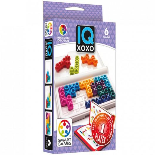 IQ-XOXO Besos y abrazos - Juego puzzle de lógica para 1 jugador