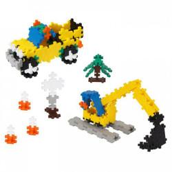 Plus-Plus Mini Basic construimos carreteras 360 piezas - juguete de construcción