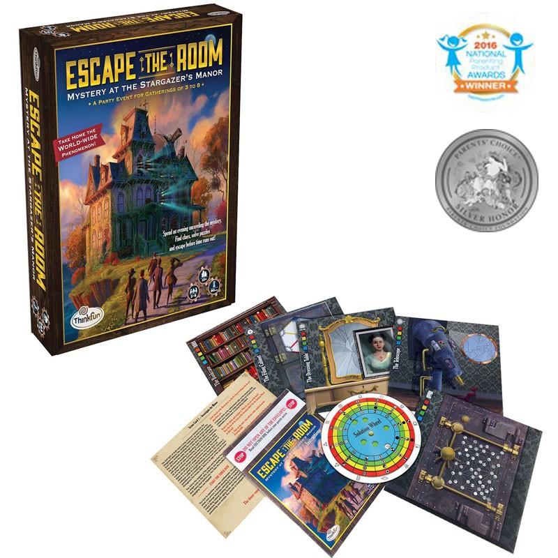 Compra Juego Escape Room