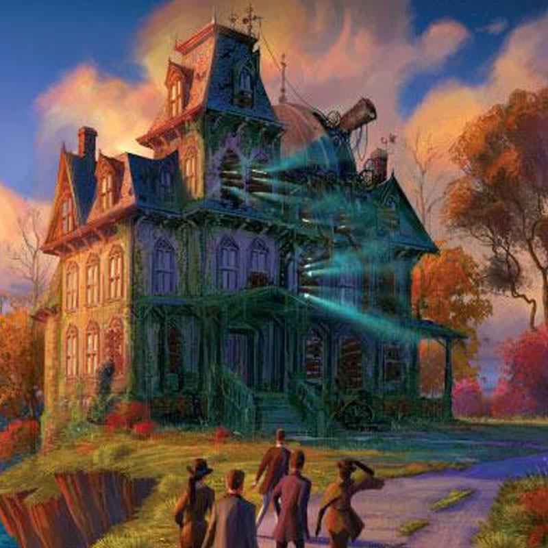 Room Escape El Misterio De La Mansion