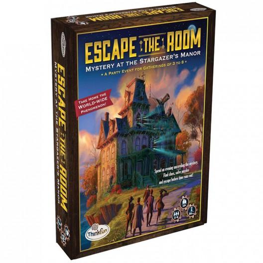 Escape the Room - Misteri en la Mansió de l'Observatori