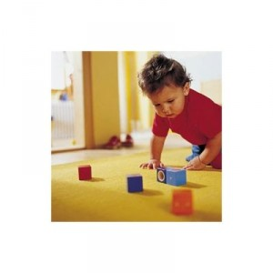 Cubos para explorar - juguete sensorial