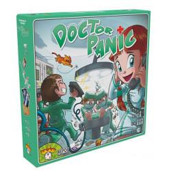 Dr. Panic - juego de mesa cooperativo para toda la familia