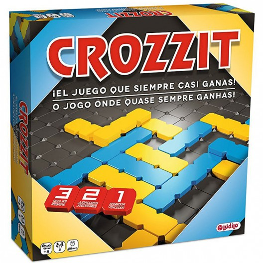 Crozzit - juego desafiante para 2 jugadores - últimas unidades