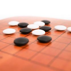 Go 9x9 - juego de mesa estratégico de Japón