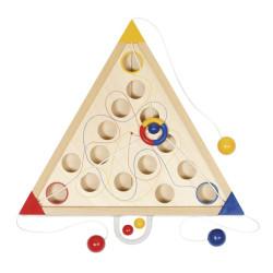 Tricours - juego cooperativo de habilidad para 3 jugadores