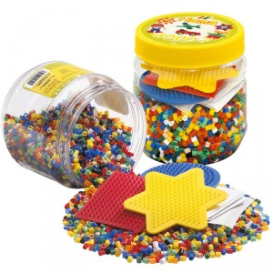 Bote - 4000 perlas Hama midi