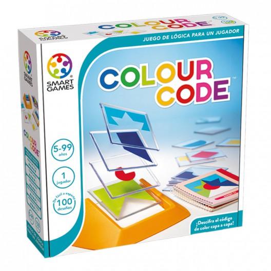 Colour Code - Juego de lógica para 1 jugador