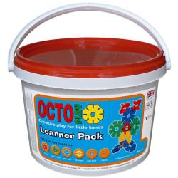 OctoPlay pack iniciación 60 piezas - juguete de construción para peques