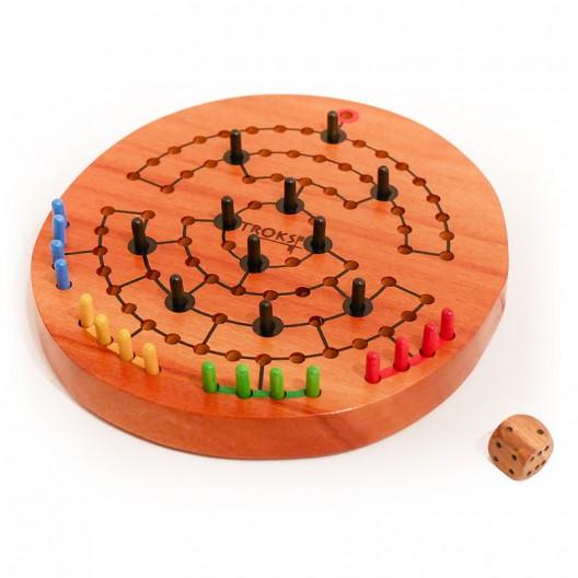 Barricada - juego familiar de estrategia y bloqueo