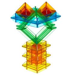 Sakkaro - juguete creativo de construcción