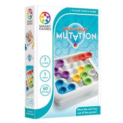 Anti-Virus Mutation - Juego puzzle bio-lógico para 1 jugador