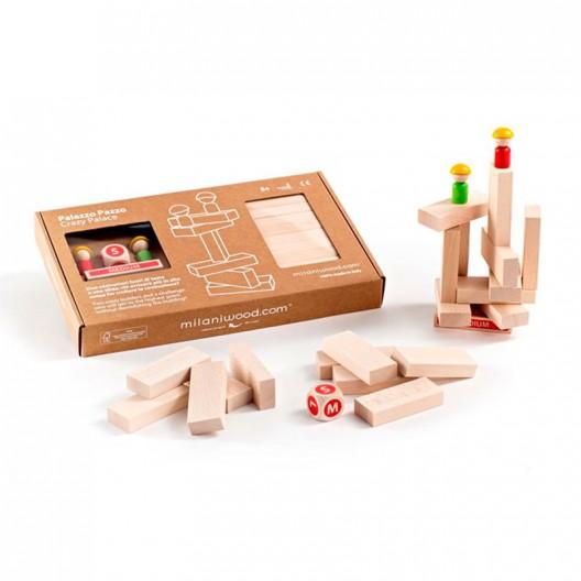 Palacio Loco - juego de habilidad
