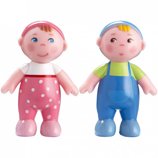 Little Friends - muñecos bebés Marie y Max