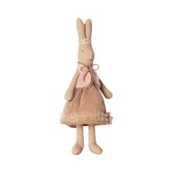Conejita Rabbit Princess Filippa - muñeca de tela