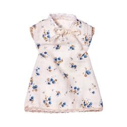 Vestido de flores - muñeca Bunny - Rabbit