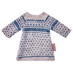 Suéter azul - muñeco Bunny - Rabbit